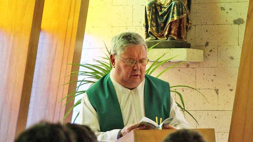 Homilía del Domingo 7 de junio, Festividad de la Santísima Trinidad